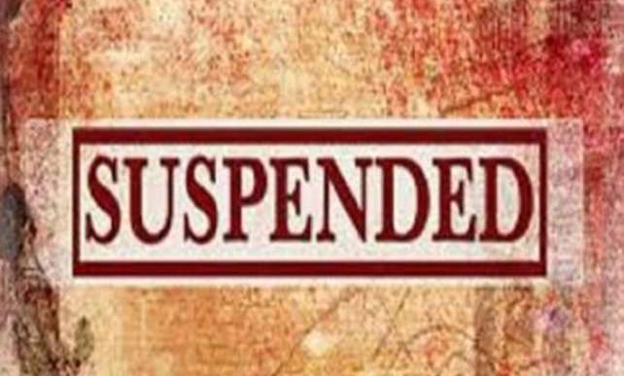 two polling officer suspended in jajpur
