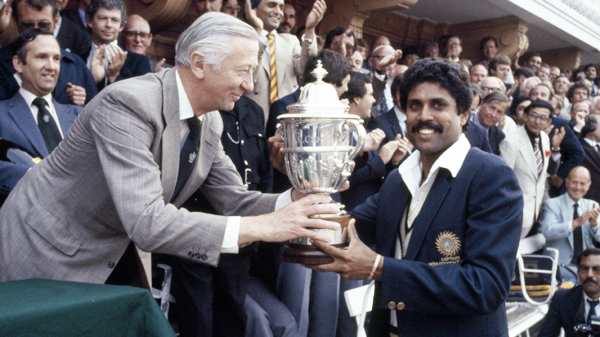 india won 1st world cup