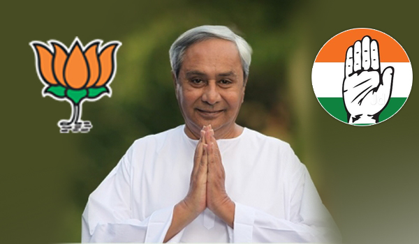 bjd should same distance to bjp and congress