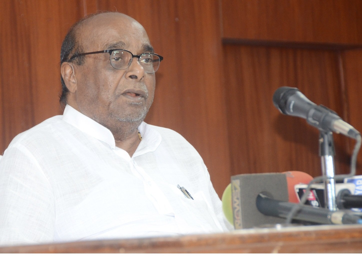 Damodar Rout Turns  | The news today