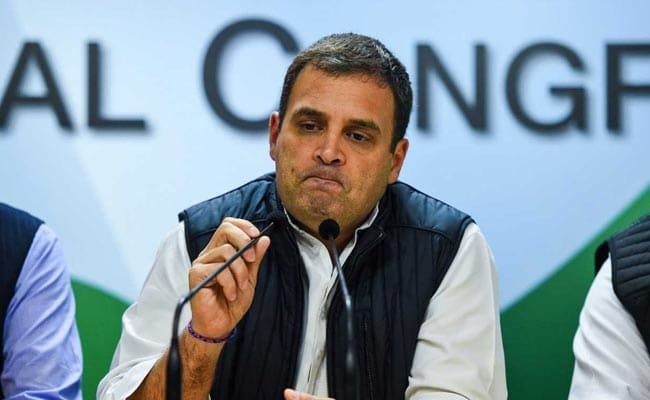 The case is as good as dead: Rahul on Davinder Singh case