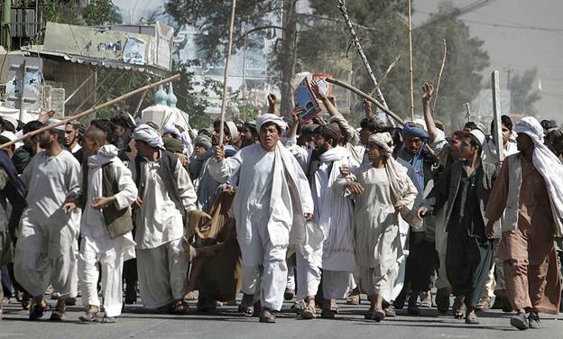 Afghan unrest claimed 3,804 lives including 927 children in 2018 !