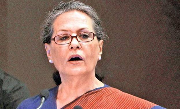 Sonia Gandhi demands judicial enquiry into JNU Violence