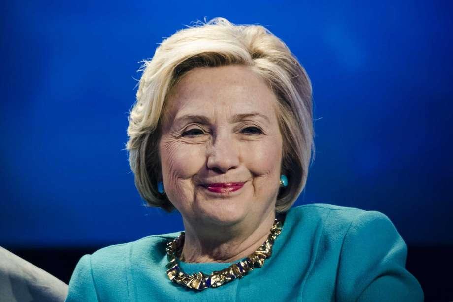 Hillary speaks not running for 2020 presidency