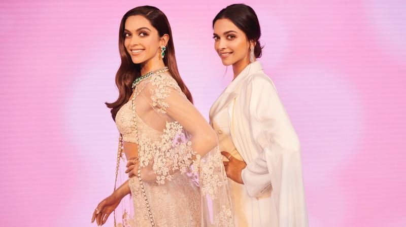 Deepika Padukone unveils her 'Statue of Purpose' at Madame Tussauds