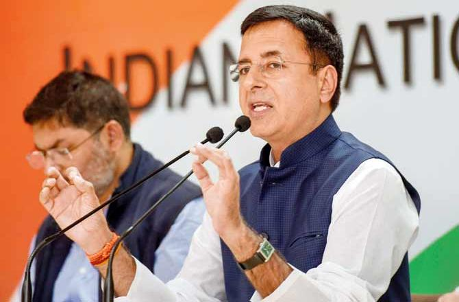 Cong accuses Modi of 'siphoning' public money to bailout Jet Airways