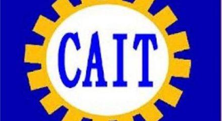 CAIT slams Rahul for making unrealistic declaration