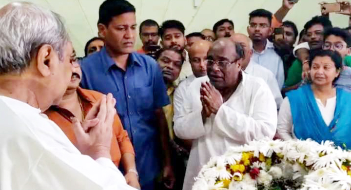 Damodar Rout is on a course correction track, aiming for a rehab in BJD