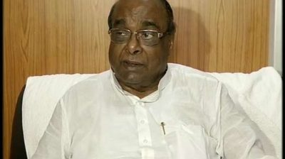Damodar Rout likely to join the BJP today