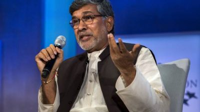 Nobel laureate Kailash Satyarthi calls on politicians, Godmen to promote organ donation
