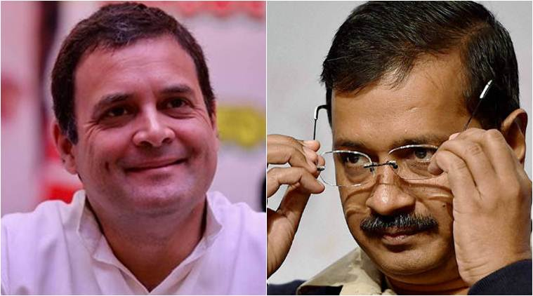 Rahul to take final call on Cong-AAP tie up