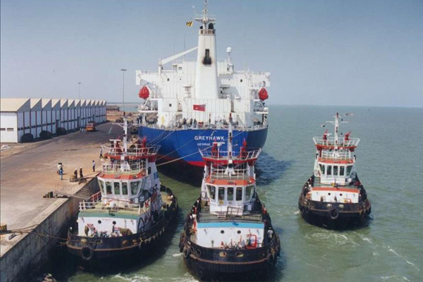 Paradip port achieves cargo handling of 100 MMT for second year in succession