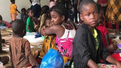 Mozambique: Storm rips off roofs, brings lashing rain as aid response kicks in