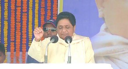 Mayawati in Odisha