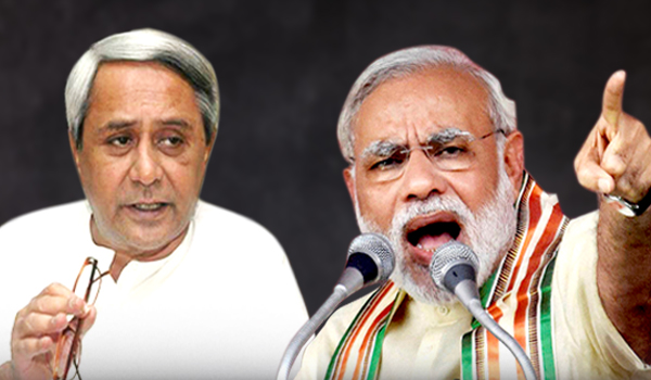 Naveen exudes confidence and invites Modi for his swearing ceremony after the election !