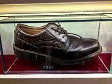 shoe in politics