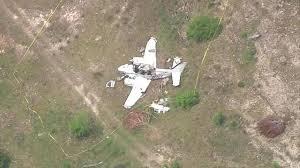 Six people killed in Texas plane crash