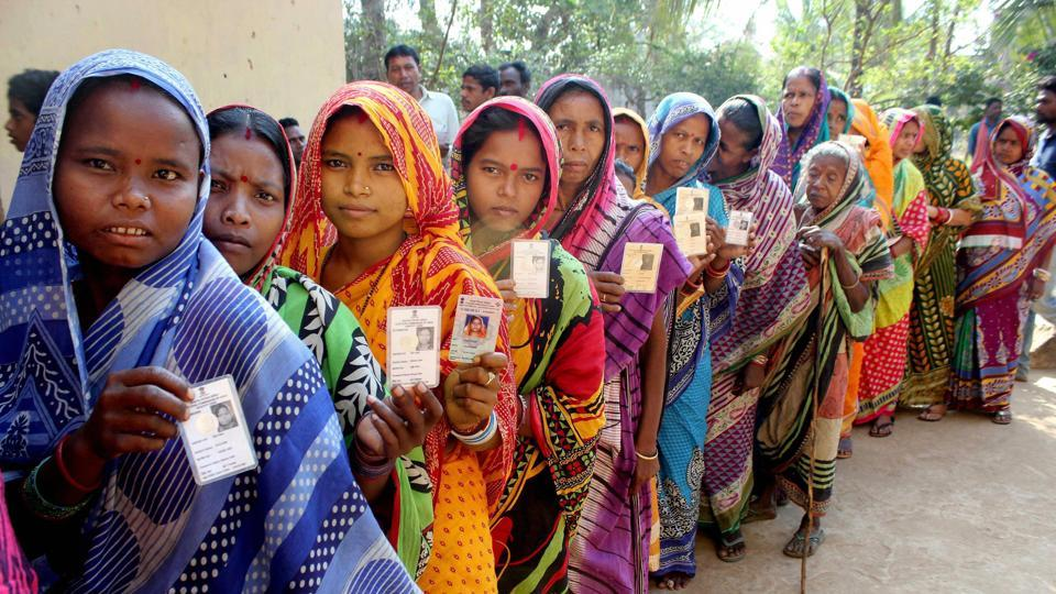 Odisha Votes For Second Phases