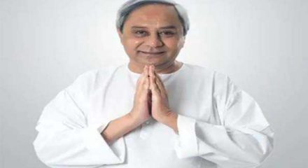 Naveen formally elected as leader of BJD