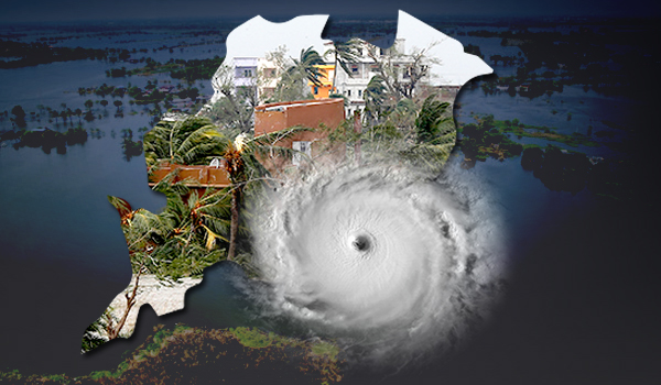 Odisha government begins evacuating people from low lying areas as Cyclone Fani advances to Puri coast