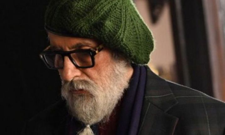 , Big B shares his first look from 'Chehre'
