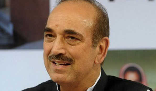At no cost BJP or Modi is coming back into power: Gulam Nabi Azad