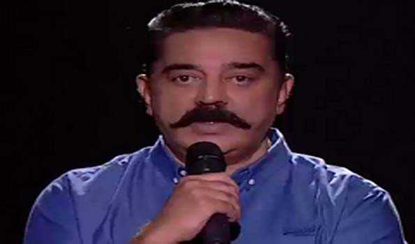 Kamal's Hindu terror remark sparks row, BJP flays actor