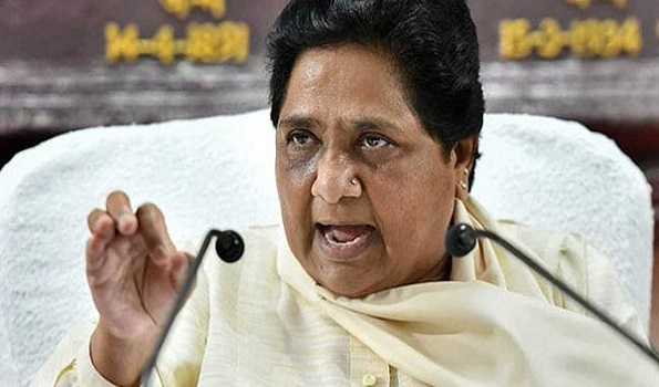 Mayawati's personal attacks on PM expose her as unfit for public life: Jaitley