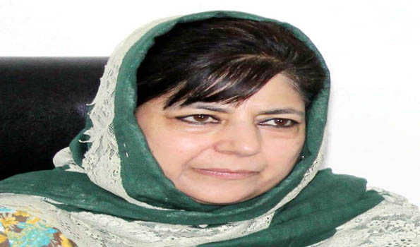 , BJPs ability to suspend logic in its quest to win is mind numbingly fatuous, Mehbooba
