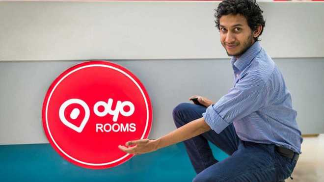 Oyo has more rooms in China than in native India
