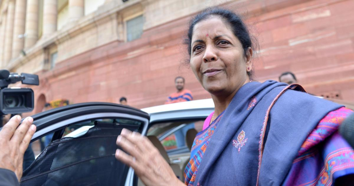 Sitharaman holds pre-budget consultation with representatives of Finance Sector, Capital Markets