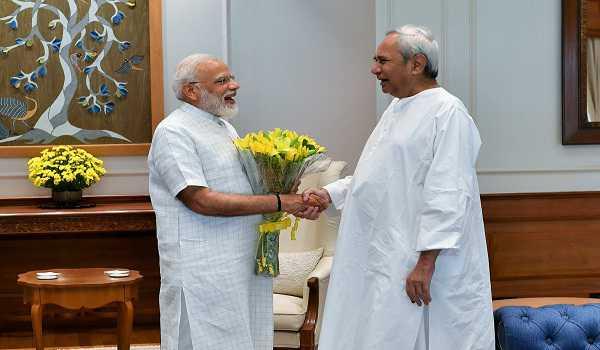 , Odisha CM calls on PM Modi, reiterates 'special status' demand and stepping up of aid post Fani
