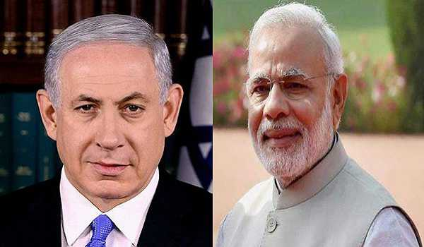 Netanyahu thanks India for voting in its favour at UN against Palestine organisation