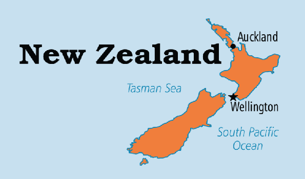 New Zealand ranked world's second most peaceful country
