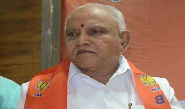 BJP ready to form next govt in Karnataka if the present Coalition government falls on its own:Yeddyurappa