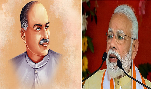 , PM, other BJP leaders pay homage to Syama Prasad Mookerjee