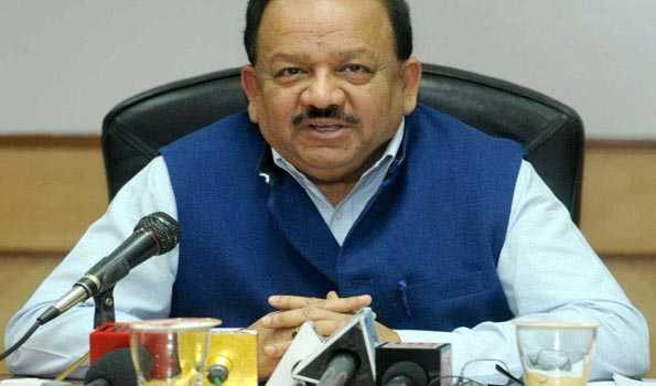 , AES cases: Design of 100-bedded PICU at Muzaffarpur finalised, says Harsh Vardhan