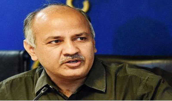 , No miscreant can escape from Delhi Govt's CCTV cameras: Sisodia