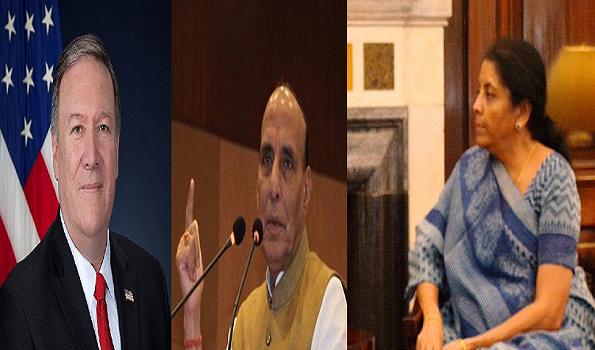 US fast tracks efforts to boost ties: Envoy meets Nirmala and Rajnath Singh