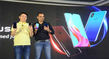 Cool 3 plus launched with 5.7' dewscreen, 3 GB RAM @ Rs 5999