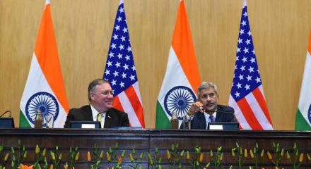 Iran is a 'terror sponsor' & India has suffered, says Pompeo in presence of EAM