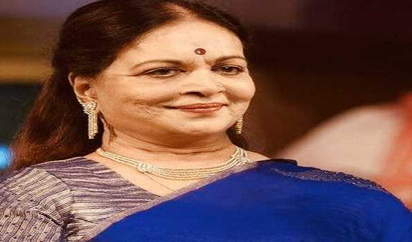 Well known film actress Vijay Nirmala no more ; Venkaiah, T-CM condoles