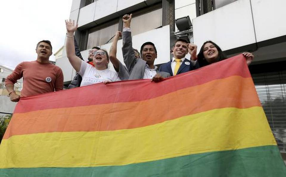 , Ecuador's highest court approves same-sex marriage