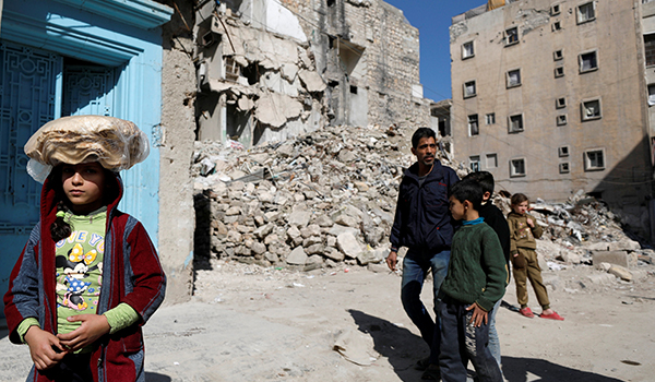 With three million lives at risk, Syria's Idlib 'on the brink' of nightmare