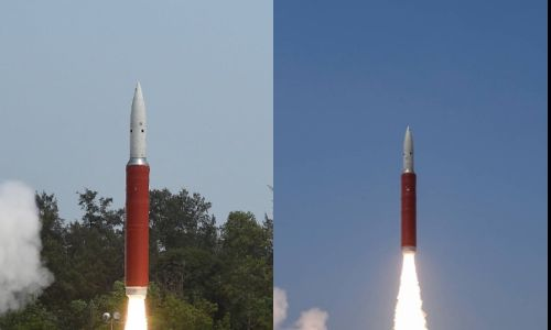 , Hypersonic Technology Demonstrator Vehicle test fired from Abdul Kalam Island off Odisha coast