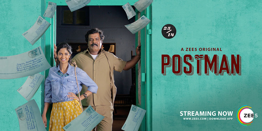 ZEE5 announces 'Postman', a postman's journey of completing an unfinished job of delivering nine letters