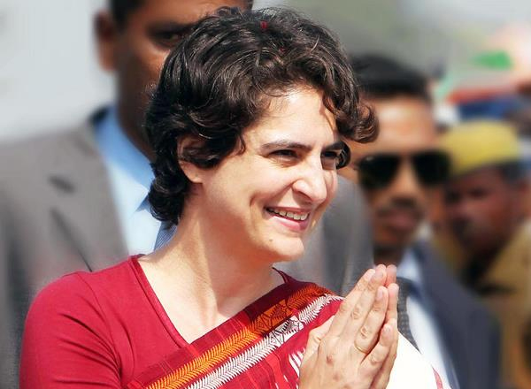 , After Rahul, Priyanka flays Yogi govt over journalists arrest, says 'using fear to control'