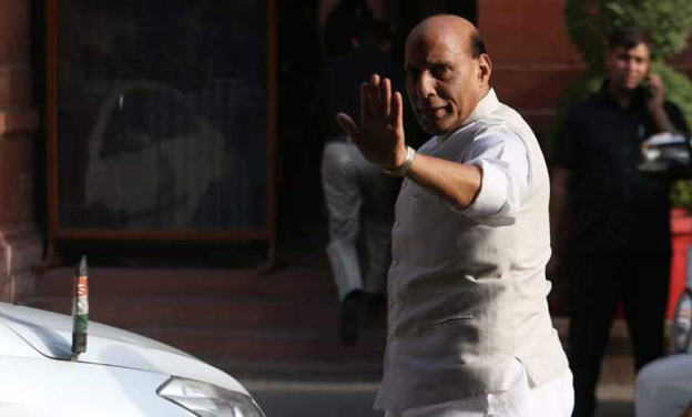 Rajnath retained as BJP Dy Leader in LS, Dalit face Gehlot made Leader in RS