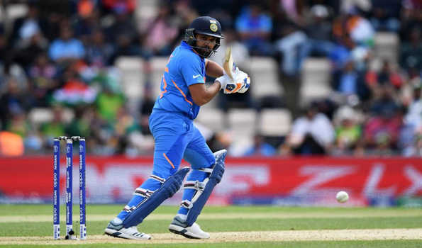 Bengaluru ODI: Rohit becomes third fastest to 9,000 ODI runs