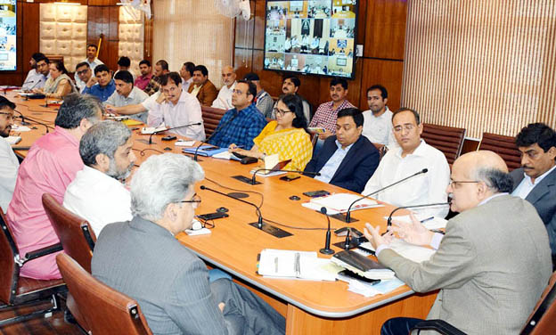 'Back to the Village' programme in J&K from June 20 to 27